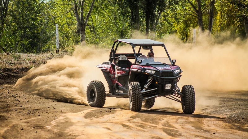 Polaris RZR Sliding