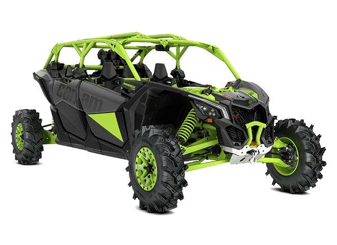 Can-Am Maverick Max X3 X MR Turbo RR