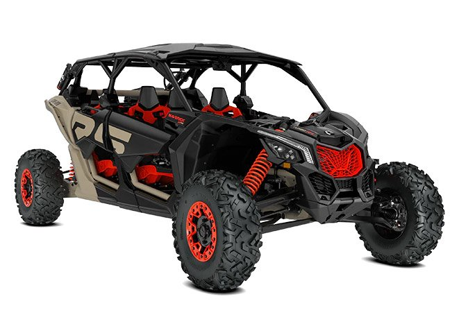 Can-Am Maverick Max X3 X RS Turbo RR with Smart Shox
