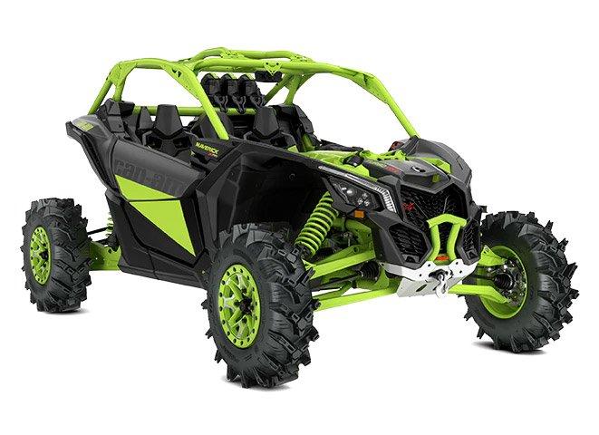 Can-Am Maverick X3 X MR Turbo RR