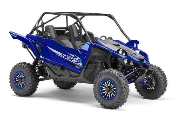 2021 Yamaha YZX1000R-SE