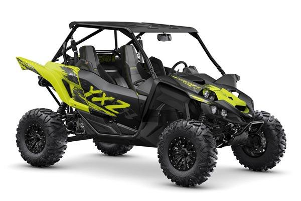 2021 Yamaha YZX1000R SS SE black